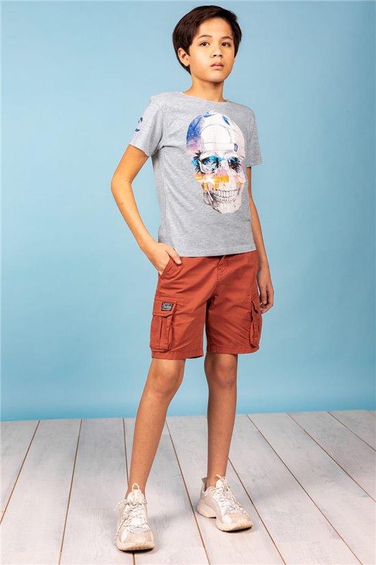 T-Shirt T-Shirt DEDDY Garçon S21150B (61345) - DEELUXE
