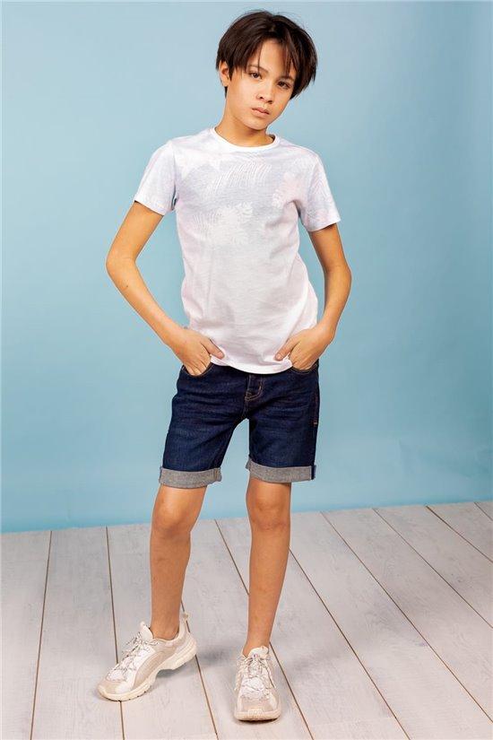 T-Shirt T-Shirt MOGUAI Garçon S21160B (61381) - DEELUXE