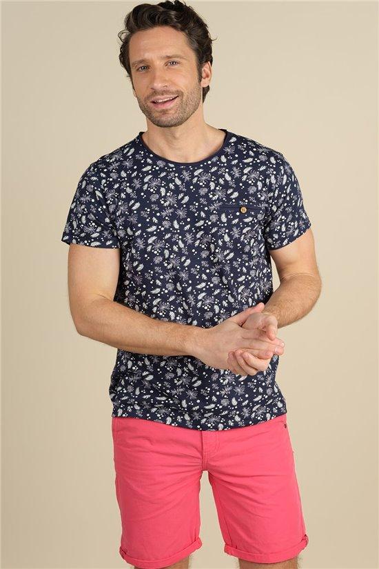 T-Shirt T-Shirt BOTA Homme S21121M (61544) - DEELUXE