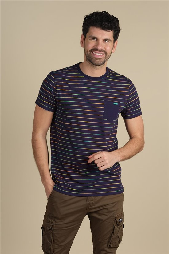 T-Shirt T-Shirt HONEY Homme S21144M (61586) - DEELUXE