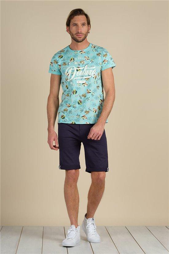 T-Shirt T-Shirt FRESHY Homme S21156M (61610) - DEELUXE