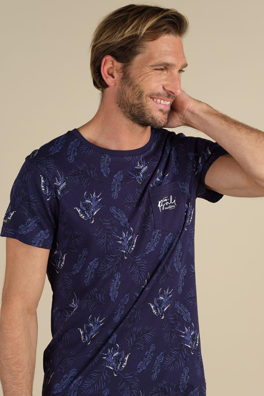T-Shirt T-Shirt PARAISO Homme S21159M (61629) - DEELUXE