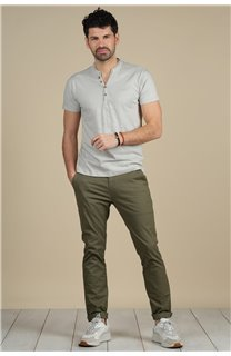 T-Shirt T-Shirt KALONI Homme S21176M (61644) - DEELUXE