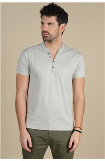 T-Shirt T-Shirt KALONI Homme S21176M (61645) - DEELUXE