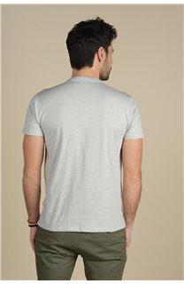 T-Shirt T-Shirt KALONI Homme S21176M (61646) - DEELUXE