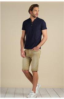 T-Shirt T-Shirt KALONI Homme S21176M (61649) - DEELUXE