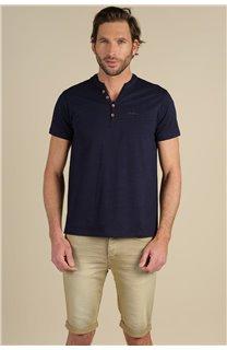 T-Shirt T-Shirt KALONI Homme S21176M (61650) - DEELUXE