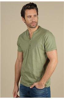 T-Shirt T-Shirt KALONI Homme S21176M (61652) - DEELUXE