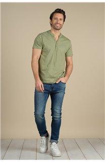T-Shirt T-Shirt KALONI Homme S21176M (61653) - DEELUXE