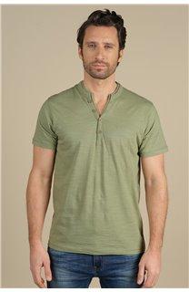 T-Shirt T-Shirt KALONI Homme S21176M (61654) - DEELUXE