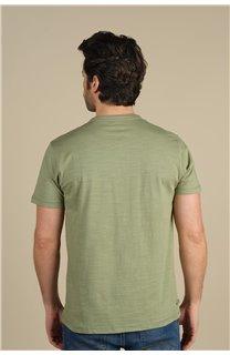 T-Shirt T-Shirt KALONI Homme S21176M (61655) - DEELUXE