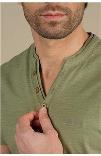 T-Shirt T-Shirt KALONI Homme S21176M (61656) - DEELUXE