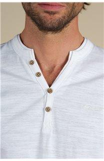 T-Shirt T-Shirt KALONI Homme S21176M (61660) - DEELUXE