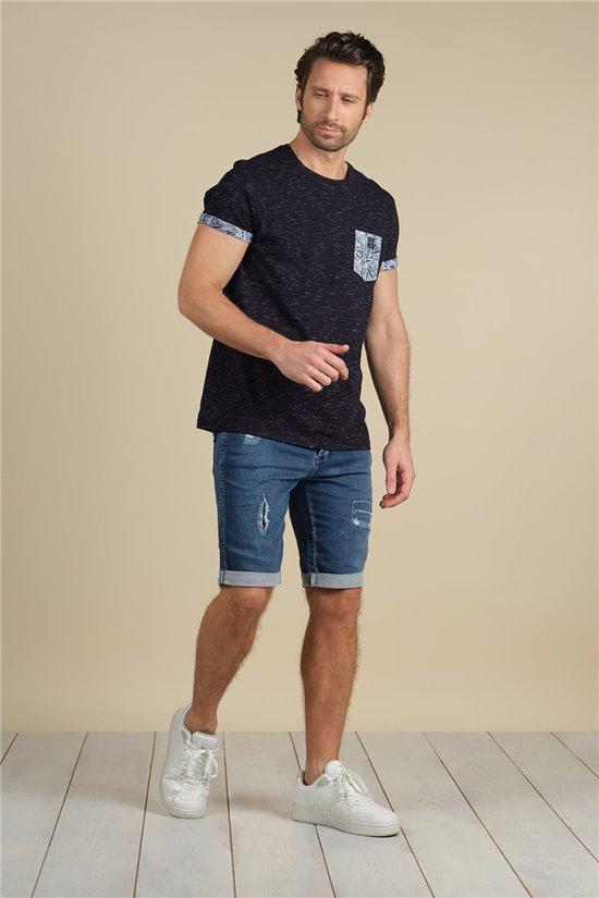 T-Shirt T-Shirt SHAMAR Homme S21194M (61661) - DEELUXE