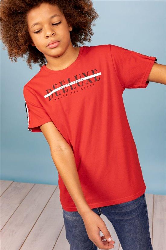 T-Shirt T-Shirt RALF Garçon S21113B (61808) - DEELUXE