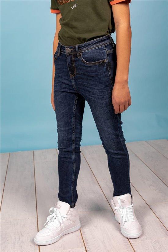 Jean Jeans REM Garçon JJ8055B (62010) - DEELUXE