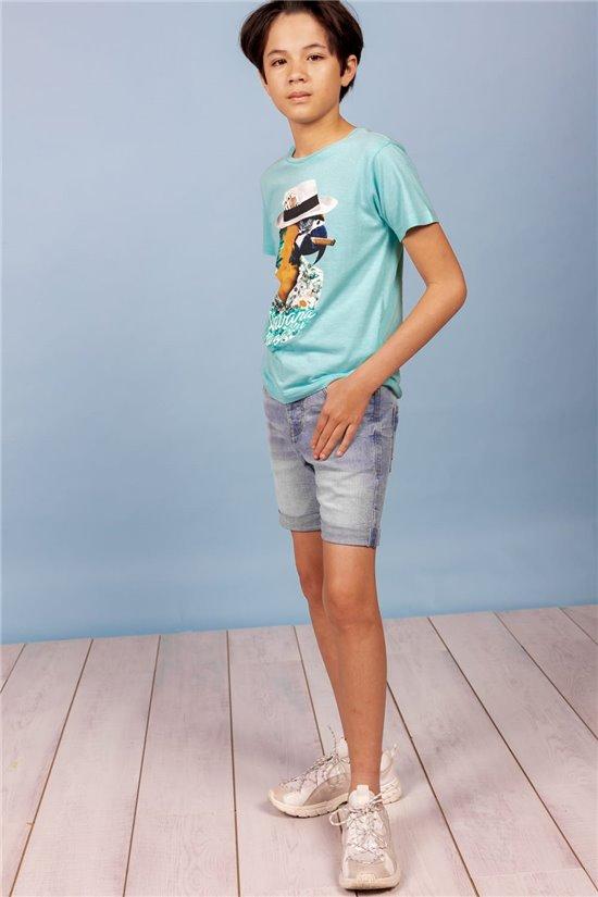 T-Shirt T-Shirt HAVANA Garçon S21129B (62106) - DEELUXE