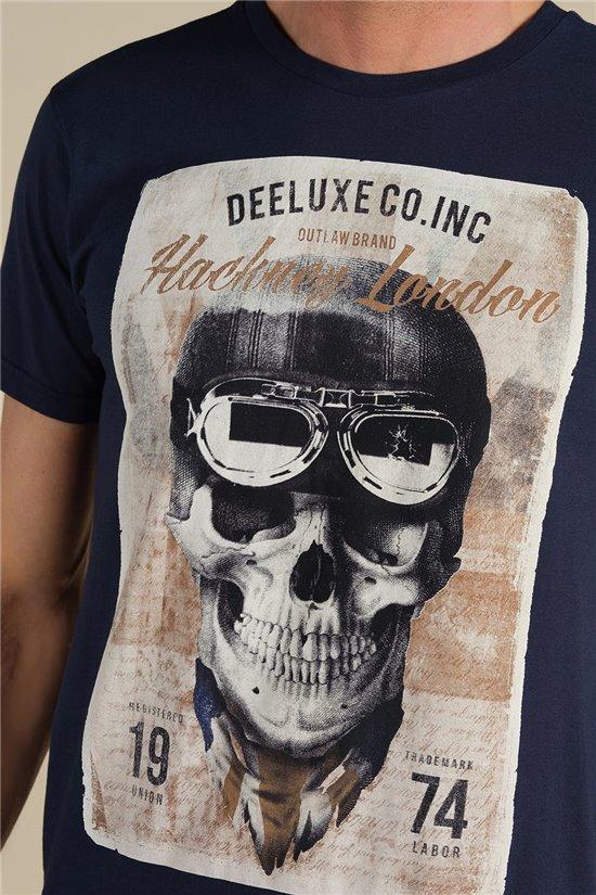 T-Shirt T-SHIRT CLEM Homme S20196 (62662) - DEELUXE
