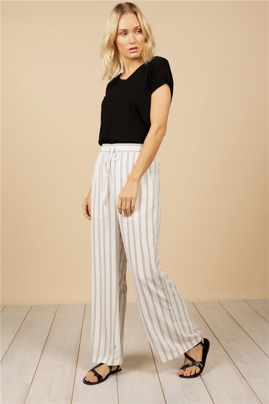 Pantalon Pantalon VANILLE Femme S20727W (62813) - DEELUXE