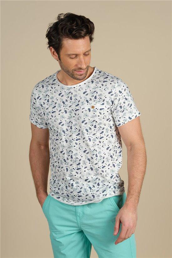 T-Shirt T-SHIRT BOTA Homme S20121 (62828) - DEELUXE