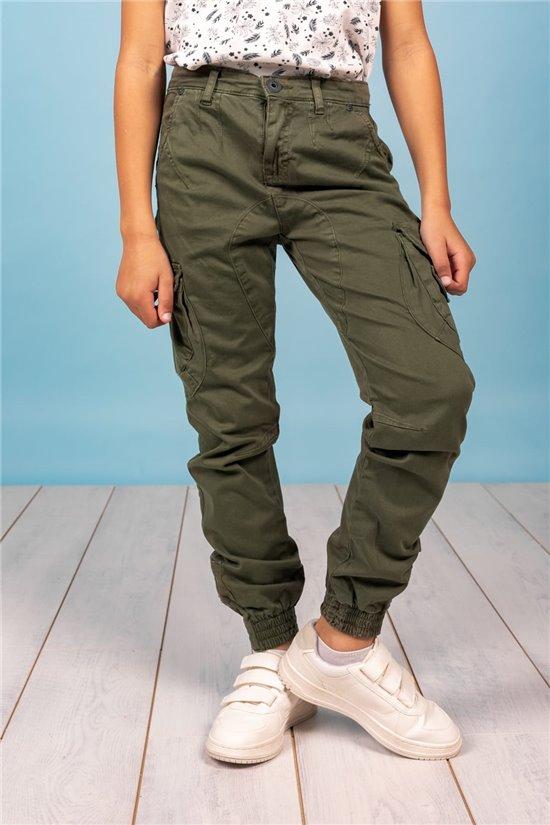 Pantalon PANTALON GARDEN Garçon S207017B (62867) - DEELUXE