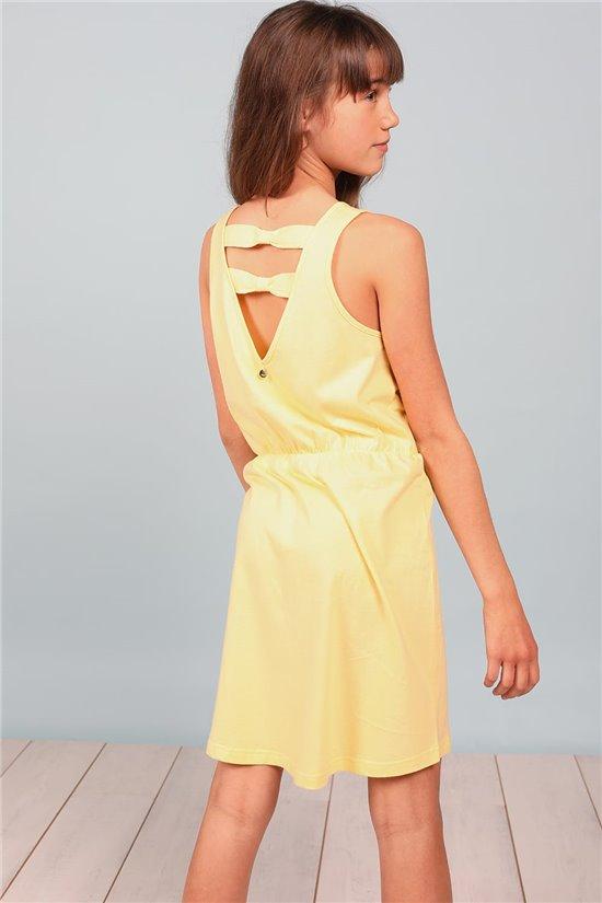 Robe Robe ANAIS Fille S21228G (63082) - DEELUXE
