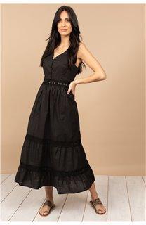 Robe Robe MAEL Femme S21230W (63145) - DEELUXE