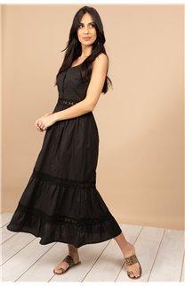 Robe Robe MAEL Femme S21230W (63147) - DEELUXE