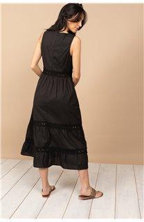 Robe Robe MAEL Femme S21230W (63148) - DEELUXE