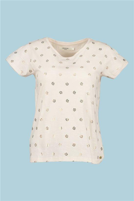 T-Shirt T-Shirt MAYA Fille S21115G (61699) - DEELUXE