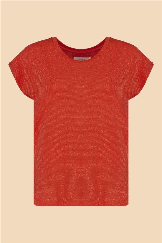 T-Shirt T-Shirt LINA Femme S21110W (60835) - DEELUXE