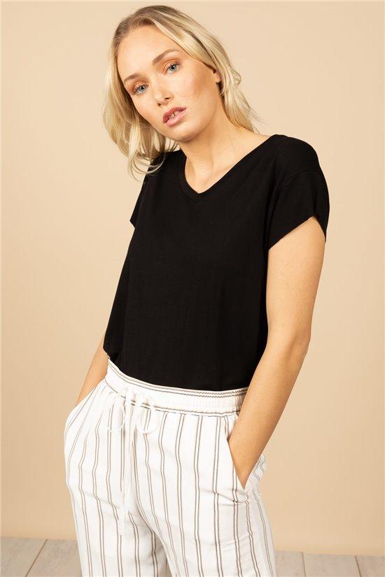 T-Shirt T-SHIRT SWEET Femme P131W (63625) - DEELUXE