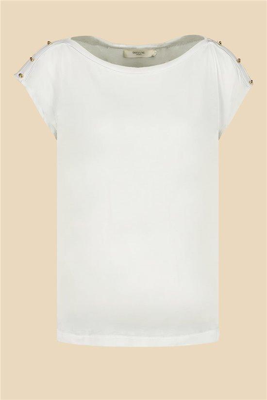 T-Shirt T-Shirt LYSE Femme S21120W (60850) - DEELUXE