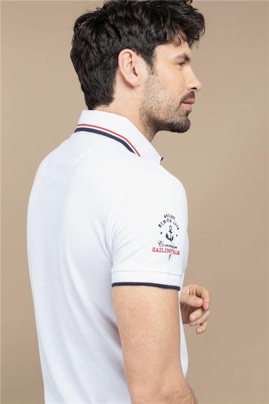 Polo POLO GOROU Homme S20235 (63721) - DEELUXE