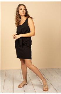 Robe Robe NANETTE Femme S21208W (63779) - DEELUXE