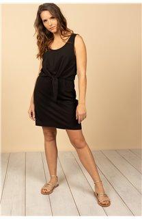 Robe Robe NANETTE Femme S21208W (63781) - DEELUXE