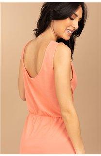 Robe Robe NANETTE Femme S21208W (63783) - DEELUXE