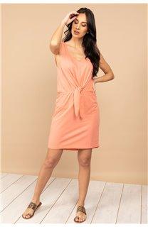 Robe Robe NANETTE Femme S21208W (63785) - DEELUXE