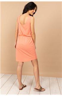 Robe Robe NANETTE Femme S21208W (63786) - DEELUXE