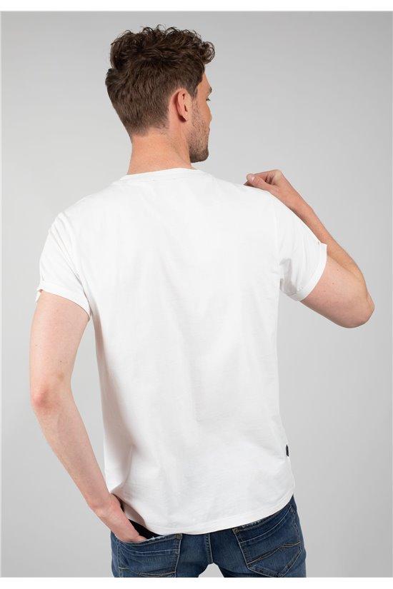 T-Shirt T-Shirt ROADY Homme 01V125M (63893) - DEELUXE