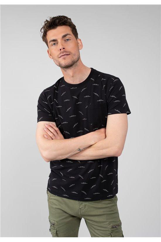 T-Shirt T-Shirt PRACTICE Homme 01V119M (63904) - DEELUXE