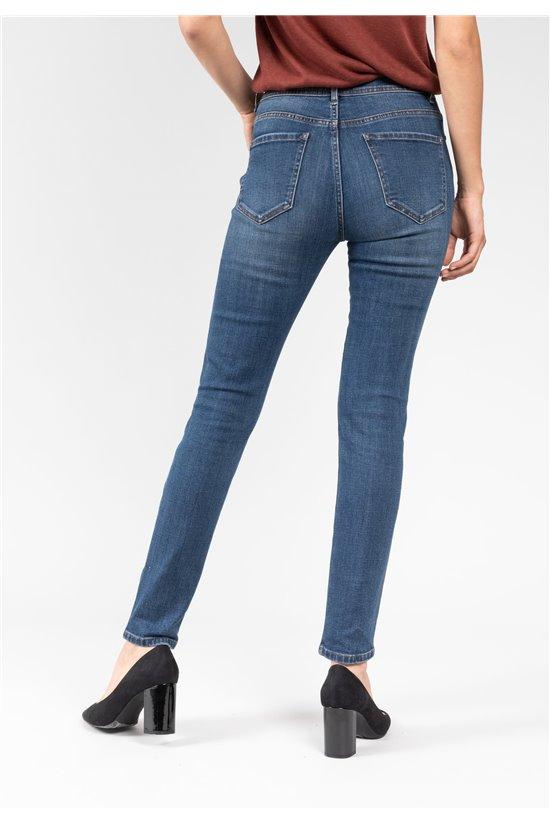 Jean Jeans LOUISE Femme 01VJ812W (64112) - DEELUXE