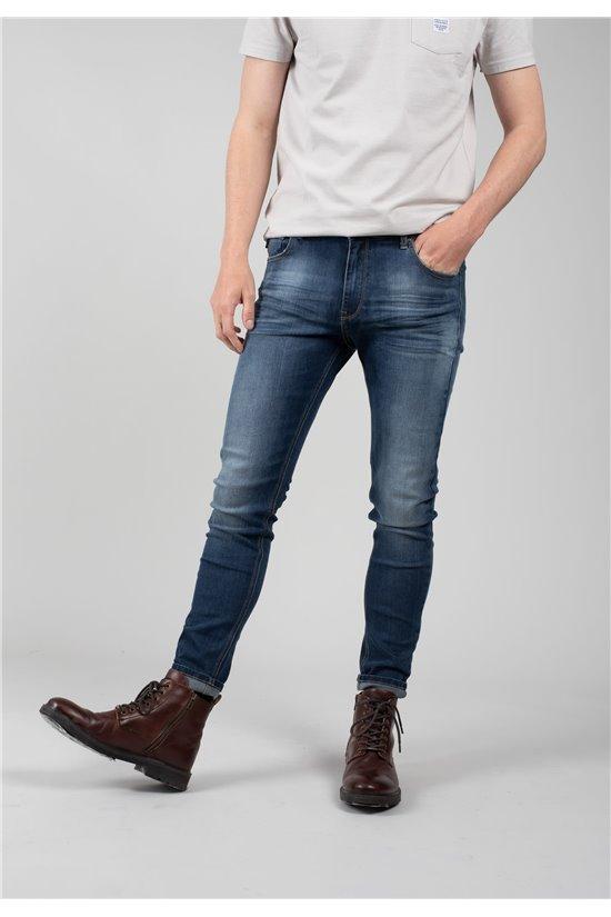 Jean Jeans SKENDER Homme JJ8076M (64159) - DEELUXE
