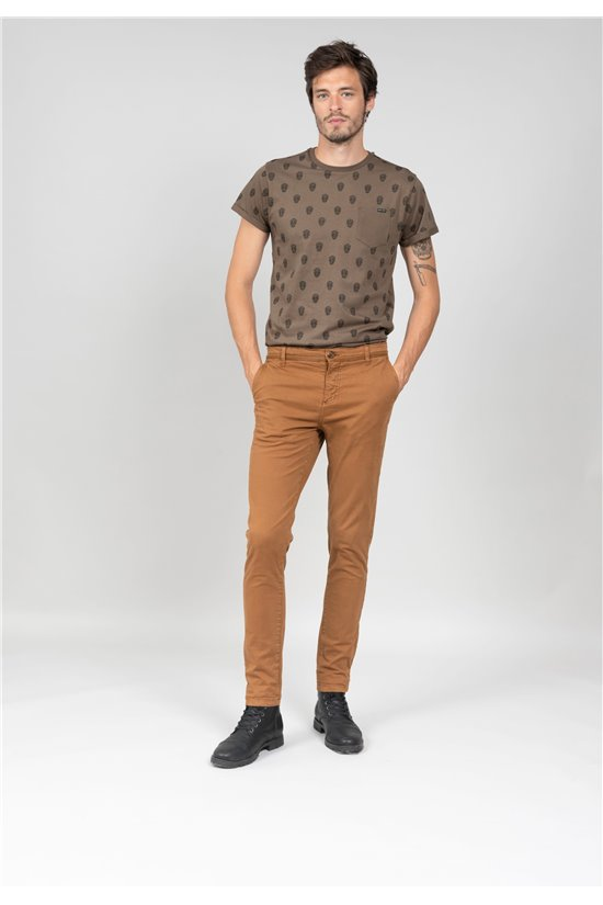 Pantalon Pantalon COTTAGE Homme 01V7001M (64311) - DEELUXE