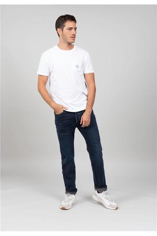 T-Shirt T-Shirt BASE Homme 01V102M (64546) - DEELUXE