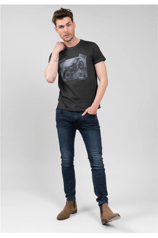 T-Shirt T-Shirt GOLDFINGER Homme 01V123M (64581) - DEELUXE
