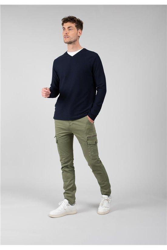 T-Shirt T-Shirt DERREN Homme 01V139M (64586) - DEELUXE
