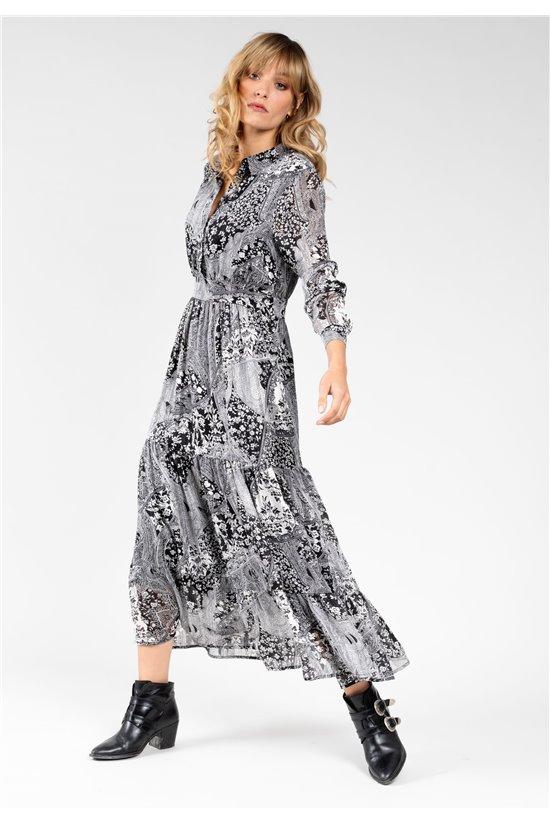 Robe Robe LYDIANE Femme 01V222W (66826) - DEELUXE