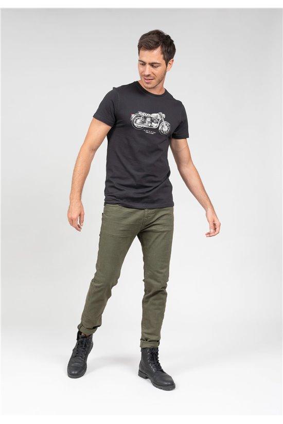 T-Shirt T-Shirt FREEMIND Homme 01V127M (66001) - DEELUXE