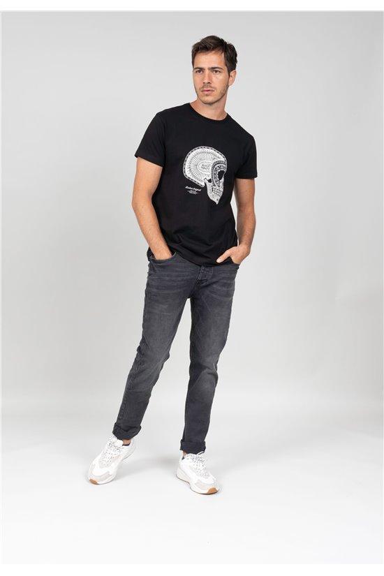 T-Shirt T-Shirt HEAD Homme 01V177M (66070) - DEELUXE